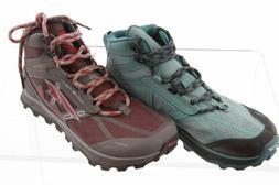 NEW Mis Match Altra Lone Peak 4 Women's Hiking Boots Size 8.