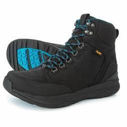 NWT Men`s Teva Arrowood Utility Tall Hiking Boots Waterproof