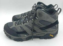 NEW Merrell Men's Moab 2 Mid Gore-Tex GTX  Hiking Boots Gran