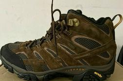 NEW Merrell Men's Moab 2 Mid Waterproof WP Hiking Boots 10.5