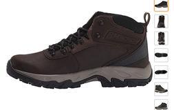 NEW Columbia Men's Newton Ridge Plus II Waterproof Hiking Tr