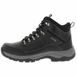 NEW! Khombu Men's Summit Waterproof Hiking  Black Boots PICK