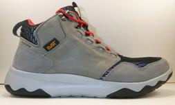 NEW Teva Men's Sz 9 Arrowood Mid Waterproof Flash $150 Hikin