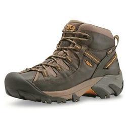 New KEEN Men's Targhee II Waterproof Mid Hiking Boots Sizes