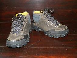 New Mens Ahnu Elkridge Mid Gun Metal Hiking Waterproof Trail