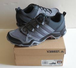 New! mens size 11 ADIDAS TERREX AX2R  Athletic-Hiking Gray L