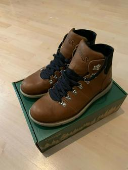 NEW Mens Danner Vertigo 917 Size 9 Brown Urban Hiking Trail