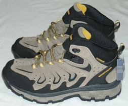 new morson gelson hiking boots tan mens