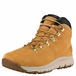 NEW NIB Mens Timberland World Hiker Mid WP Suede Hiking Boot