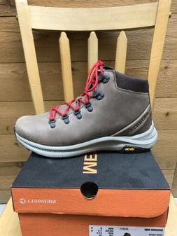 NEW Merrell Ontario Mid Hiking Boots Dark Earth Style #J5321
