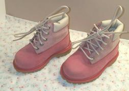 NEW OTHER UNUSED Timberland Hiking Youth Pink Girls waterpro