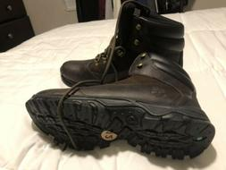 New Timberland Rangeley Mid Mens Hiking Boots Brow Size 12