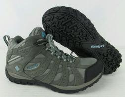 NEW Columbia Redmond Mid Water Womens Hiking Boots Size 10.5
