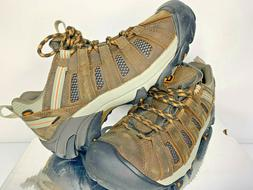 NEW SIZES 8.5 12 MEN Keen VOYAGEUR Low Hiking Trail Boots Ol
