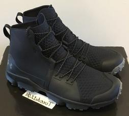 New! Under Armour Speedfit 2.0 Hiking Boots Black/Grey Trail