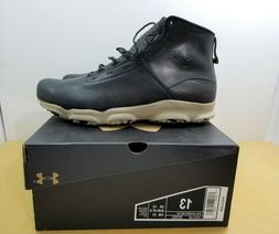 NEW UNDER ARMOUR SpeedFit Hike Men's Leather Boots Hiking Sz
