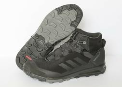 NEW ADIDAS TERREX TIVID MID CP HIKING BOOTS MEN'S SHOES  BLA