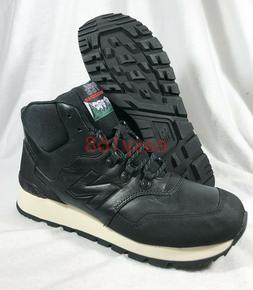 New New Balance Trail 755 Sz 9 Mens XHL755BL Black Shoes Lea