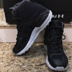 NEW Under Armour Verge 2.0 Mid GTX Gore-Tex Black Hiking Boo