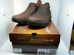 New with Box and Tag Skechers Garton-Keven 64996 Brown USA S