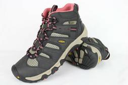 New Keen Women's Koven Mid Waterproof Hiking Boots 8.5m Rave