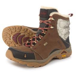 New Women`s Ahnu Montara Luxe Hiking Boots Waterproof, Insul