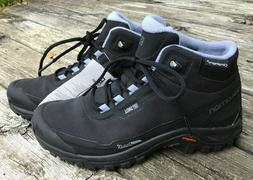 New Women`s Salomon Shelter CSWP Hiking Boots 376873 US 8 EU