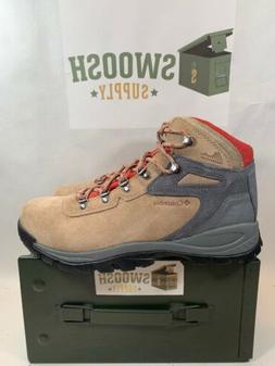NEW Columbia Women's 12 Shoes Newton Ridge Plus Waterproof