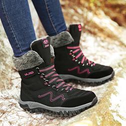 Ladies Hiking Boots Womens Girls Trail Trekking Walking Trai