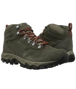 Columbia Newton Ridge Plus II Suede Waterproof Hiking Boots