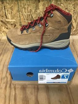 Columbia Women's Newton Ridge Plus Hiking Boot Elk/Mountain