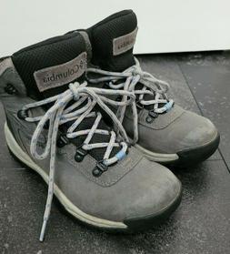 COLUMBIA Newton Ridge + Waterproof Hiking Boot Women Size 7