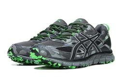 NIB Men's Asics MEN'S GEL-SCRAM 3 TRAIL RUNNING SHOE Shoes G