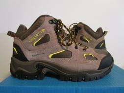 NIB Mens Columbia Coretek II WP Waterproof Hiking Trail Mid