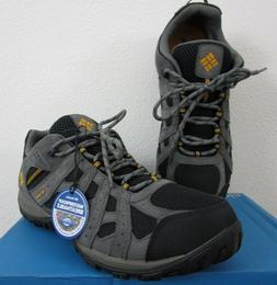 NIB Mens WIDE 13 Columbia Redmond Waterproof Hiking Trail Hi