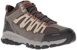 Skechers Men's Outland 2.0 Girvin Hiking Boot, Brown/Taupe,