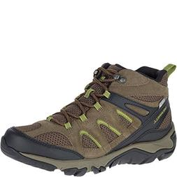 Merrell Men's Outmost Mid Vent Waterproof Hiking Boot