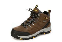 Skechers Pelmo Men's Waterproof Hiking Boots Size 10.5 M NEW