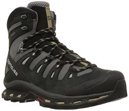 Salomon Men's Quest 4D 2 GTX Backpacking Boot, Detroit/Black