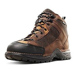 "Danner Radical 452 5.5"" Dark Brown Vibram Sole Outdoor Boots"