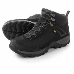 Teva Raith III Men's Mid Hiking Waterproof Boots BLACK 11.5