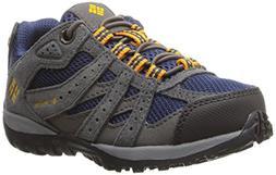 Columbia Unisex Childrens Redmond Hiking Boot Carbon, Super