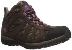 Columbia Women's Redmond Waterproof Mid Hiking Boots, Mud/In