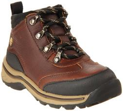 Timberland Regular Kid Hiking Boot ,Brown Smooth,5 M US Big