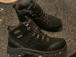 Skechers Relaxed Fit Relment Pelmo Mens Boots Waterpro