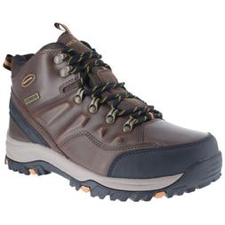 Skechers Relaxed Fit: Relment - Traven Dark Brown Mens Hikin