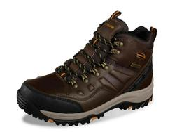 Skechers Relaxed Fit Relment Traven Hiking Boot Men's 10,