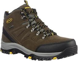 Skechers Men's RELMENT-PELMO Hiking Boot khk 14 Wide US