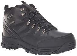 Skechers Men's RELMENT-TRAVEN Hiking Boot BBK 10 Medium US