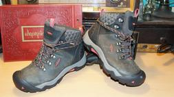 Keen Revel III, Women's Mid Trail & Hiking Shoes, Olive, Sz